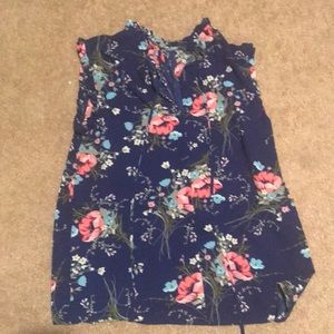 Wayf sleeveless blouse